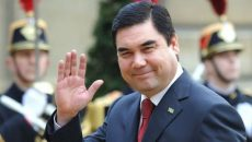 Зеленский пригласил президента Туркменистана в Украину