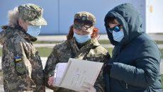 В ВСУ 21 случай заражения коронавирусом