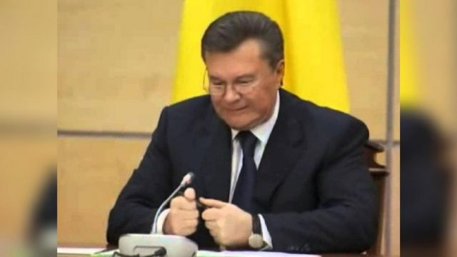 ЕС продлил санкции в отношении Януковича