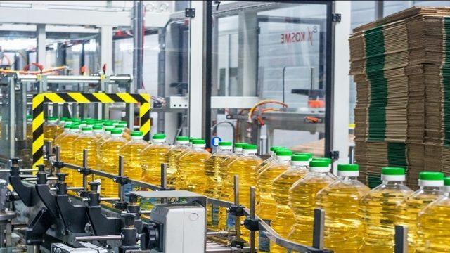 Украина нарастила производство подсолнечного масла