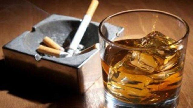 В Украине за год подорожал алкоголь и сигареты