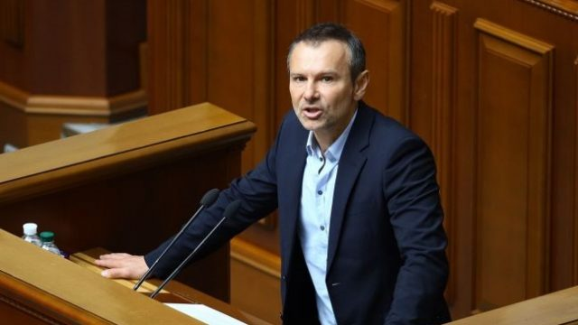 Нардепы отказались прекратить полномочия Вакарчука