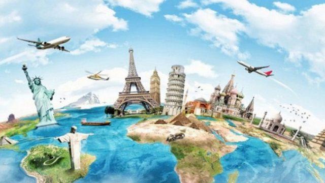 МИД презентовал карту для планирования путешествий за границу