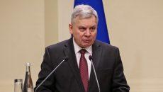 Министр обороны Украины представил нового командующего ВМС