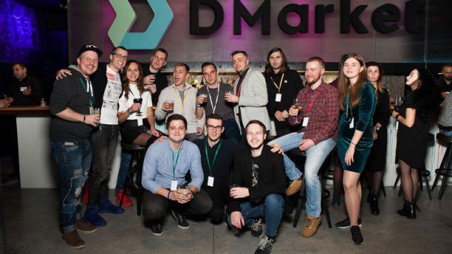 Украинский стартап DMarket поднял $6,5 млн