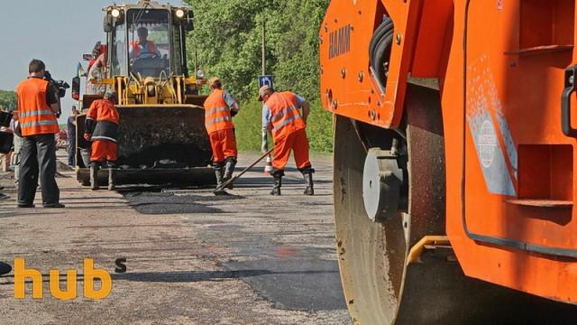 Кабмин выделил средства на ремонт дорог местного значения