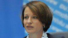 Дискуссий о повышении пенсионного возраста в Украине нет, - Лазебная