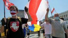 ГПСУ озувчала количество белорусов, въехавших за год в Украину