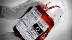 Донорскую кровь теперь запрещено вывозить из Украины