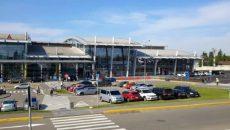 Аэропорт «Киев» начал принимать международные пассажирские рейсы