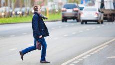 Пешеходам, нарушившим правила ПДД, увеличат штрафы