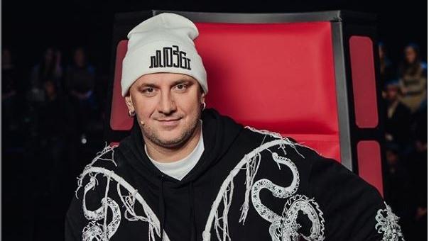 Зеленский наградил Потапа в честь Дня Конституции