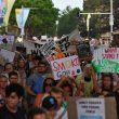 В Австралии проходят демонстрации