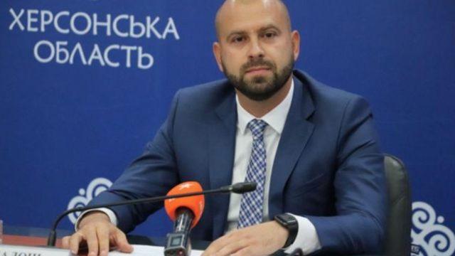 Зеленский уволил главу Кировоградской ОГА