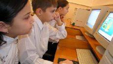 Почти половина школ в Украине не имеют качественного интернета