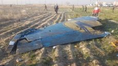 Сбитый украинский Boeing: власти Тегерана заявили об ошибке системы ПВО
