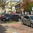 В столице начались рейды по парковкам