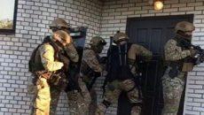 Правоохранители задержали банду за нападение на бизнесмена