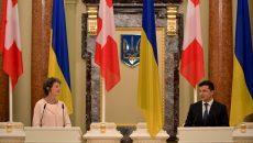 Зеленский верит, что Швейцария поможет Украине