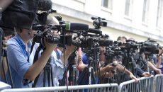 За полугодие в Украине к представителям СМИ применяли насилие 40 раз – Нацсоюз журналистов