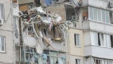 Киеввласть планируют выделить средства на квартиры для пострадавших при взрыве дома на Позняках