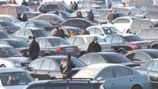 Украинцы увеличили покупки импортных подержанных автомобилей на 52%