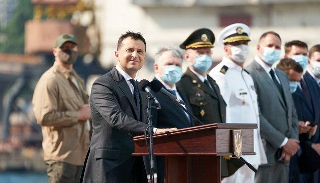 Украину полностью оснащат ракетным оружием - Зеленский