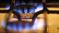 Жители Киевщины увеличили долг за газ