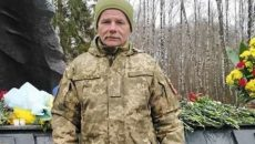 На Донбассе погиб ветеран-афганец Михаил Воронской