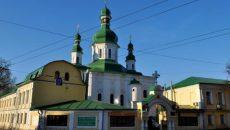 На карантин закрыли Свято-Феодосиевский мужской монастырь