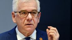 Польша надеется, что режим прекращения огня на Донбассе будет действовать