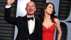 Экс-жена главы Amazon стала самой богатой женщиной США