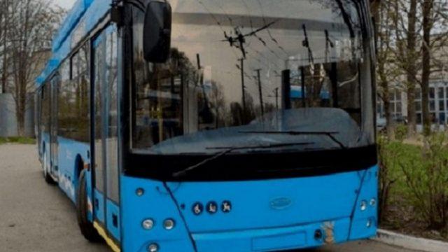 «Южмаш» будет экспортировать троллейбусы в Молдову