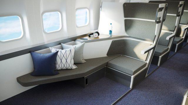 Американский стартап разработал лежачие кресла