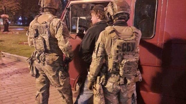 Луцкому террористу сообщили о подозрении