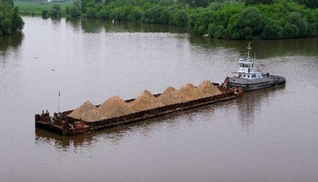 Украинское Дунайское пароходство заявило о хищении 32 барж