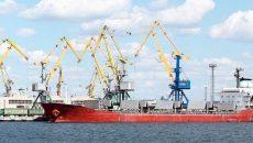 Морпорты с начала года увеличили обработку грузов