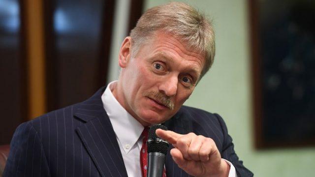Россия отказывается быть гарантом перемирия на Донбассе, — Песков