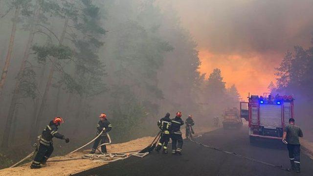 ГСЧС проведет внеплановую проверку пожарной безопасности