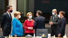 Меркель допускает провал саммита ЕС по экономике