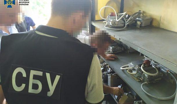 СБУ обнаружила злоупотребления на Житомирском бронетанковом заводе