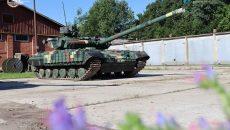 Укроборонпром передал армии партию танков