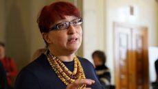 Нардеп Третьякова пожаловалась на меленькую зарплату