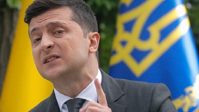 Рейтинг Зеленского снова упал