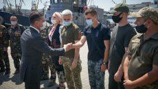 Президент поможет с решением проблем ветеранов Одесчины