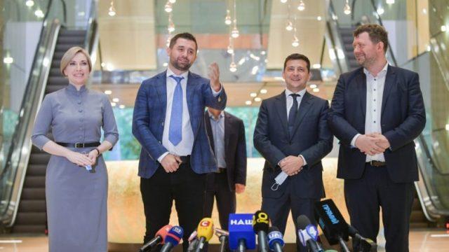 Президент поддержал кандидатуру Верещук на пост мэра Киева