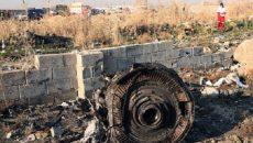 Иран предложил провести новые переговоры по поводу катастрофы самолета МАУ