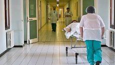 Больницы в восьми областях Украины перезагружены пациентами с COVID-19