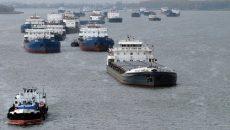 Украинское Дунайское пароходство получило почти 35 млн грн прибыли