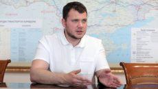 Трассу Киев-Одесса отремонтируют за средства ЕИБ, - Криклий